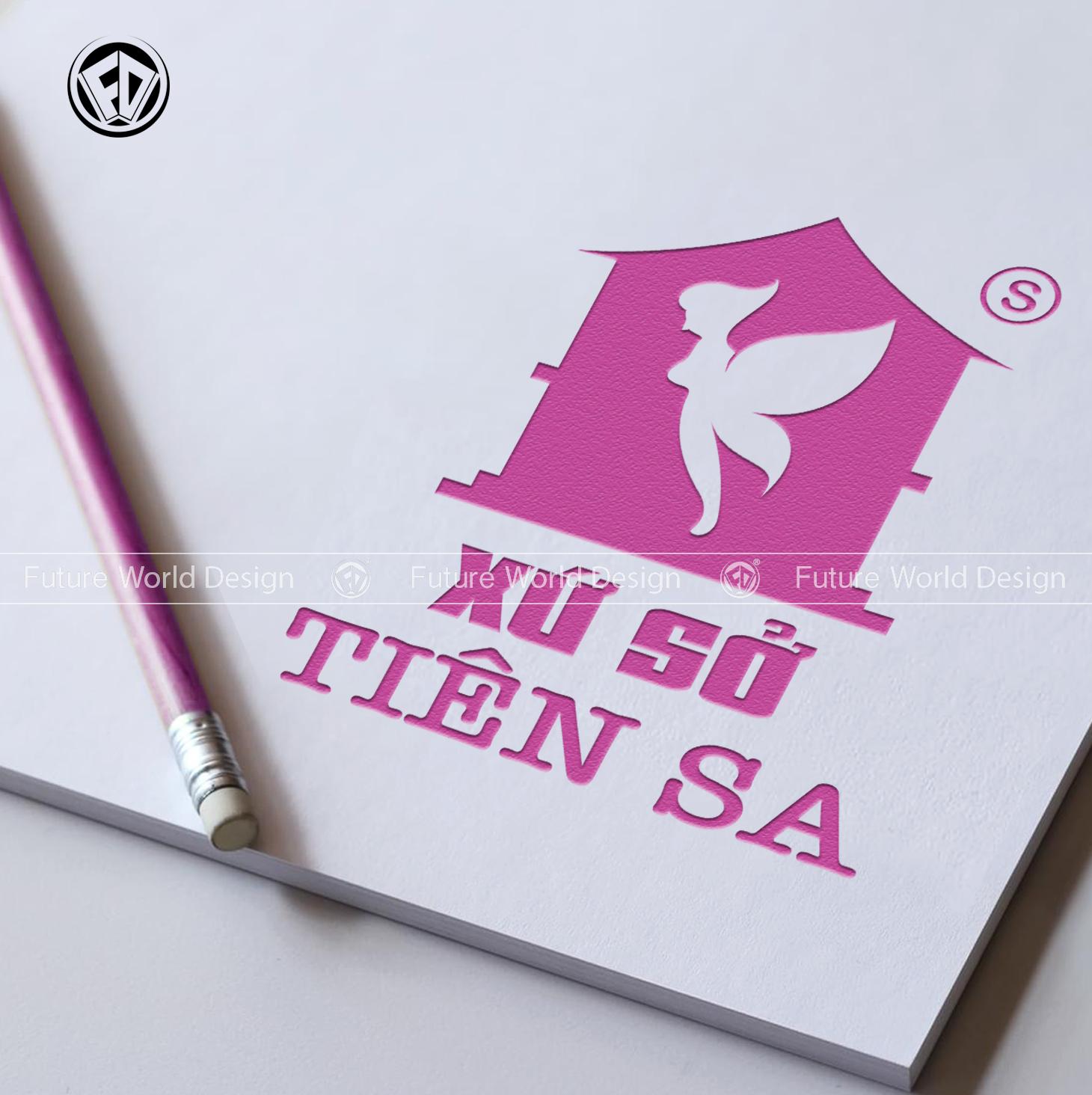 Xứ Sở Tiên Sa - Thiết Kế Logo Online TPHCM