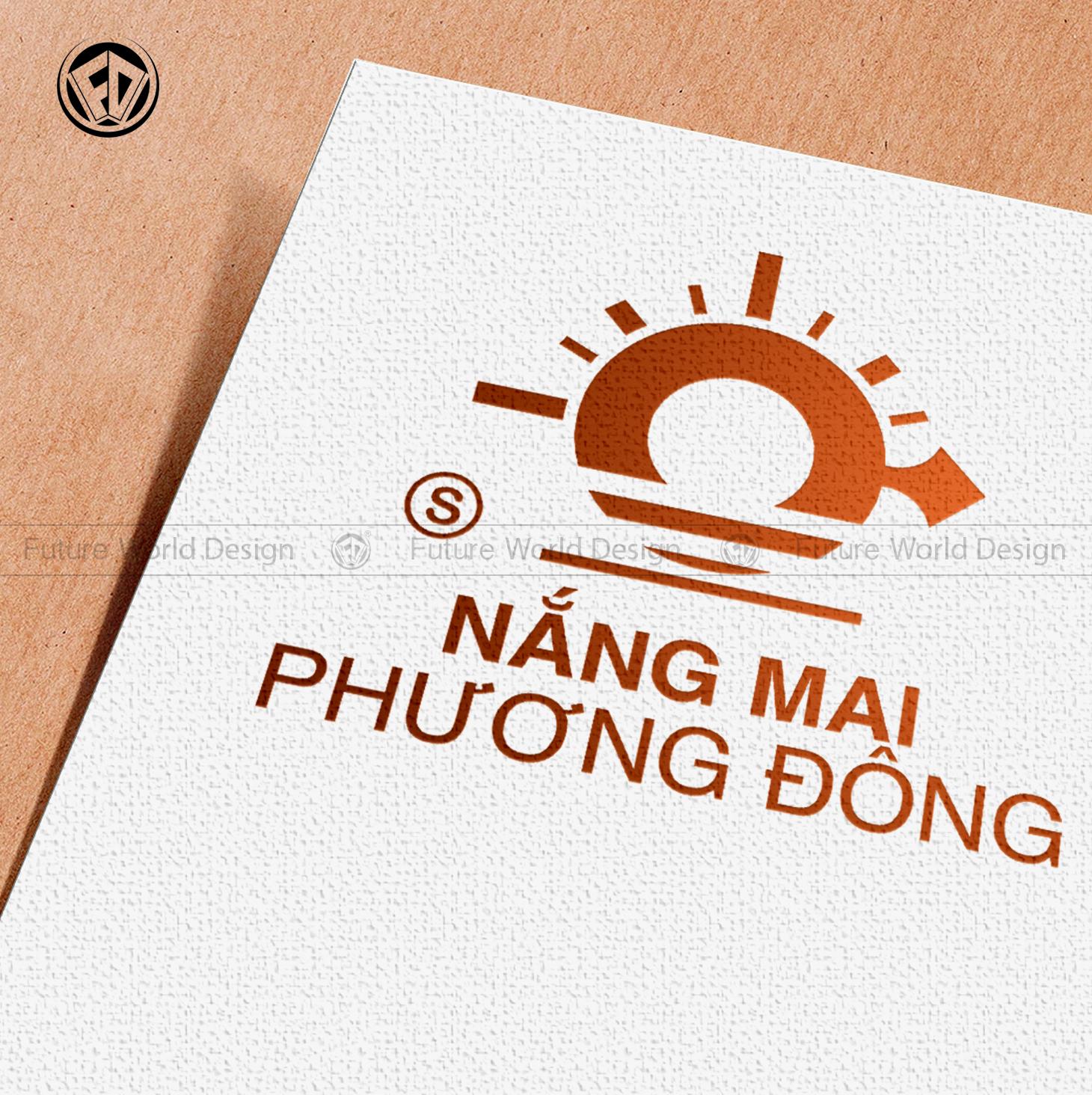 Nắng Mai Phương Đông - Thiết Kế Logo TPHCM