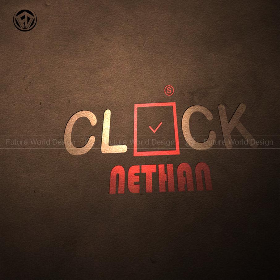 Clock Nethan - Logo Thiết Kế Thương Hiệu Quận 2