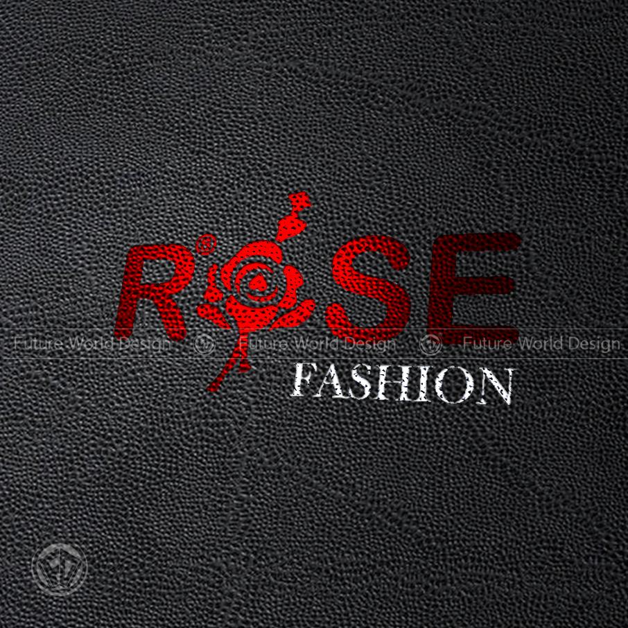 Rose Fashion - Logo Thiết Kế Thương Hiệu Quận 3