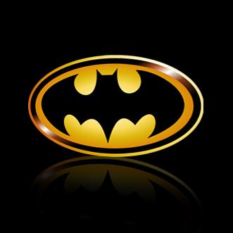 Thiết Kế Logo - Batman - 1