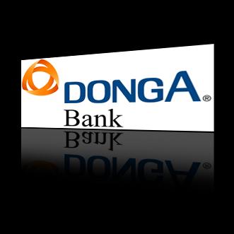 Thiết Kế Logo - Dong A Bank - 1